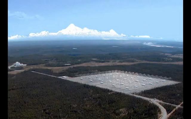 Haarp In Alaska